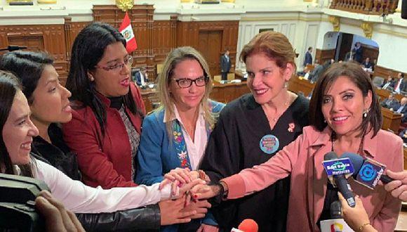 Mercedes Aráoz sobre aprobación de reformas: Le abrimos la cancha a las próximas lideresas políticas