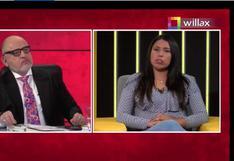 Beto Ortiz y su accidentada entrevista con congresista electa Zaira Arias de Perú Libre (VIDEO)