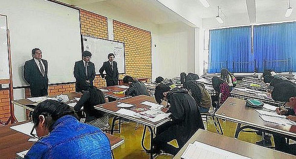 700 alumnos solicitaron cambio de carrera en Ceprunsa