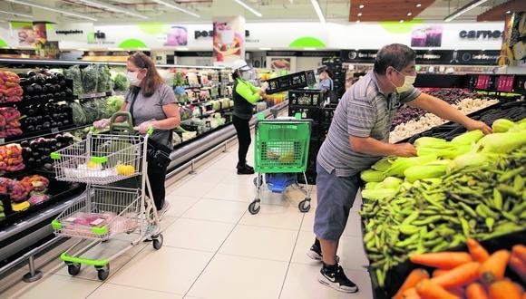 Precios del mismo productos varían entre supermercados. (Foto: GEC)