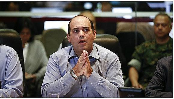 Fernando Zavala insistirá en la aprobación del proyecto sobre violencia de género