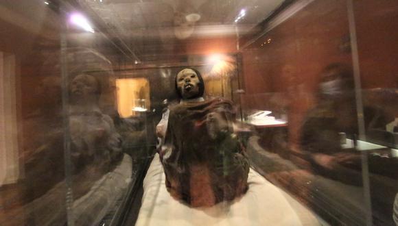 El cuerpo de Juanita permanece en una cámara frigorífica a 20 grados bajo cero| Foto: Leonardo Cuito