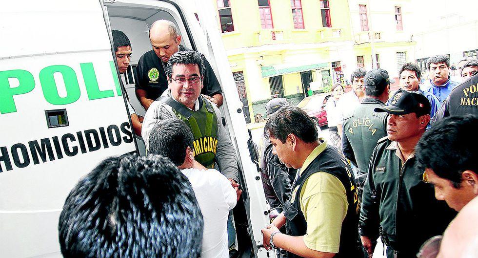 Retiran a Álvarez del penal de Challapalca