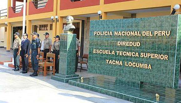 Denuncian acoso sexual en contra de una alumna en la Escuela Técnica de la PNP