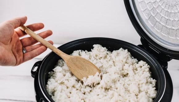 Comer arroz recalentado podría causar intoxicación alimentaria, aunque puede evitarse si se toman las precauciones correspondientes (Pixabay)