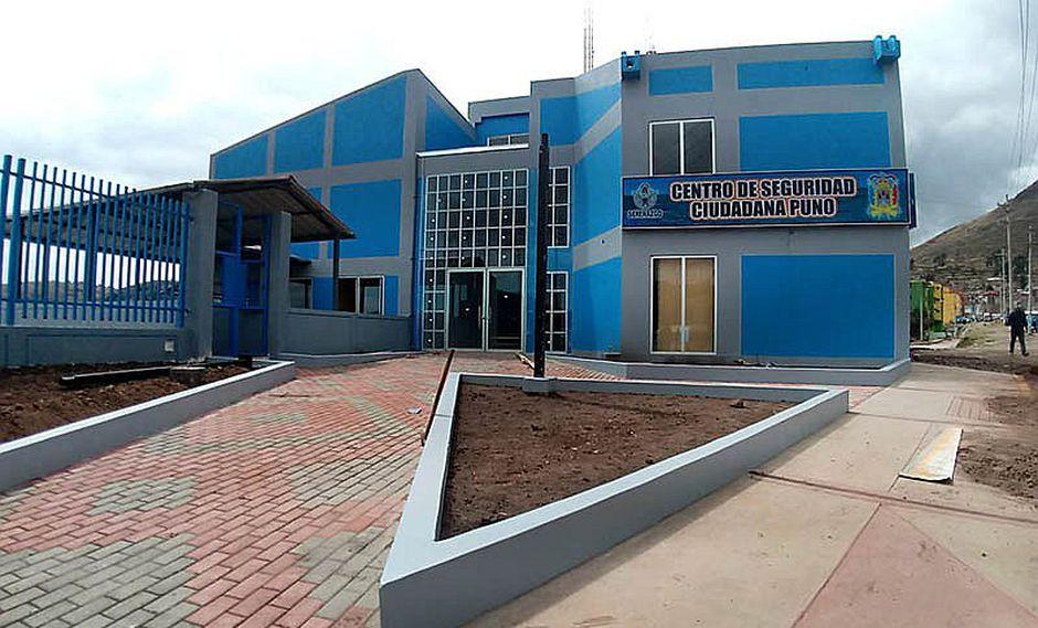 Municipio de Puno hizo conexión clandestina de electricidad para serenos