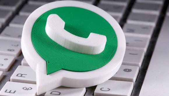 Usuarios reportan fallos en Whatsapp. (REUTERS/Dado Ruvic/Illustration).