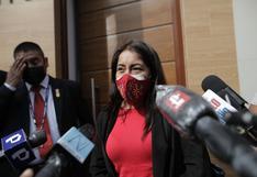 """Kelly Portalatino: """"Si el Gabinete va en contra de las demandas del pueblo, no podemos dar el voto de confianza"""""""