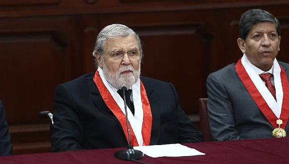 Ernesto Blume expondrá ponencia sobre caso Keiko Fujimori el 19 de noviembre