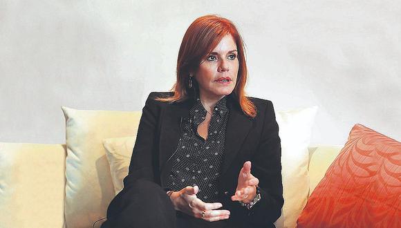 La aún vicepresidenta de la República  Foto: GEC