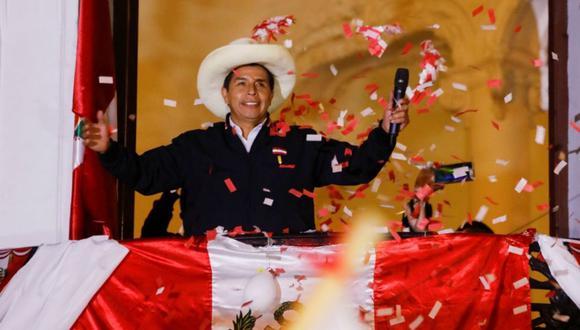Pedro Castillo dará su primer mensaje a la Nación este miércoles 28 de julio. (Foto: Reuters)