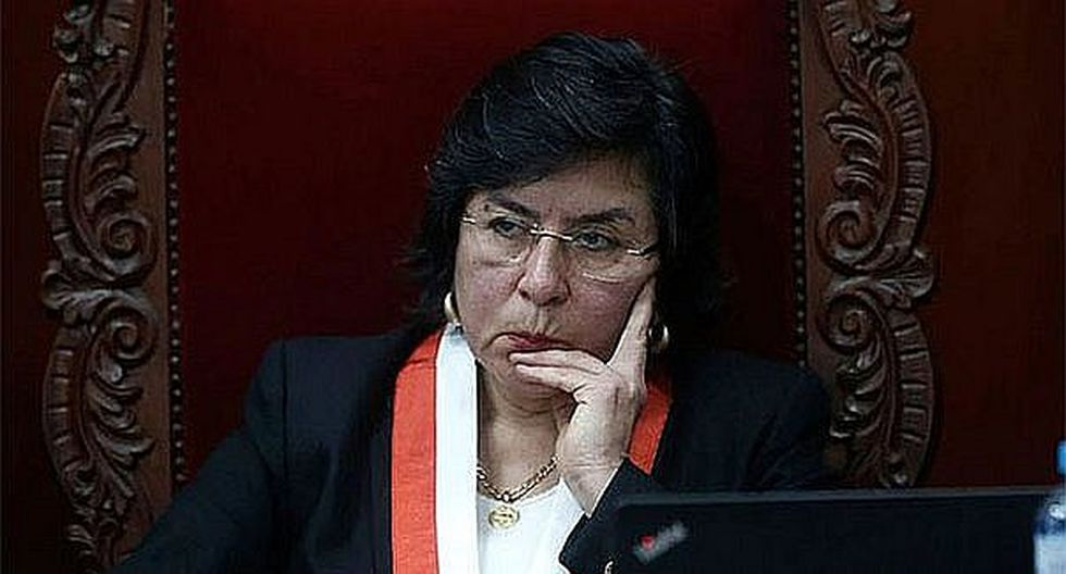 Marianella Ledesma es elegida como presidenta del Tribunal Constitucional