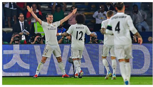 El hat-trick de Gareth Bale que llevó al Real Madrid a la final del Mundial de Clubes (VIDEO)