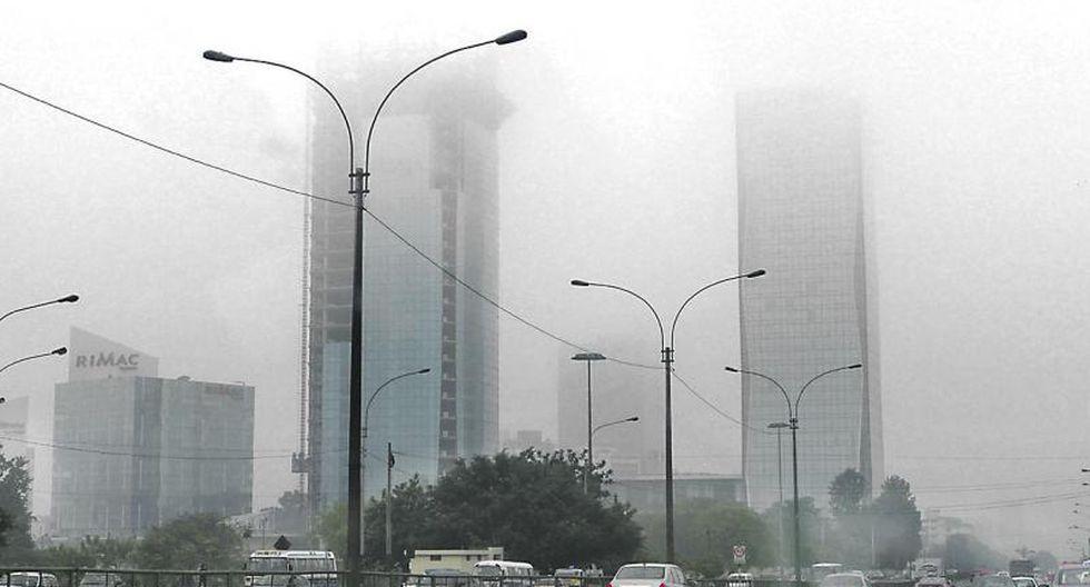 Neblina y sensación de frío seguirá hasta el 3 de abril