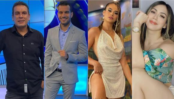 Periodistas de Gol Perú tuvieron desafortunados comentarios sobre Jossmery Toledo y Fátima Segovia. | Foto: Instagram.