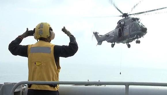 Colombia: Buscan helicópterocon 16 militares a bordo