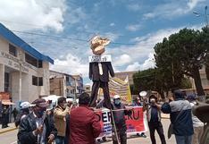 Con masiva movilización termina paro de 48 horas contra cuarentena en Juliaca