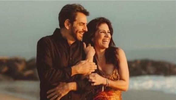 Alessandra Rosaldo se pronuncia sobre rumores del fin de su matrimonio con Eugenio Derbez . (Foto: @alexrosaldo)