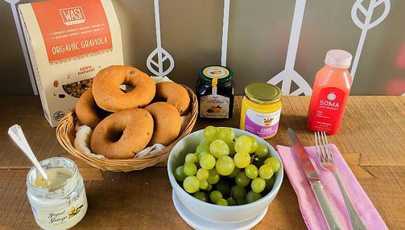 Qué debe tener un desayuno saludable para celebrar el Día de la Madre