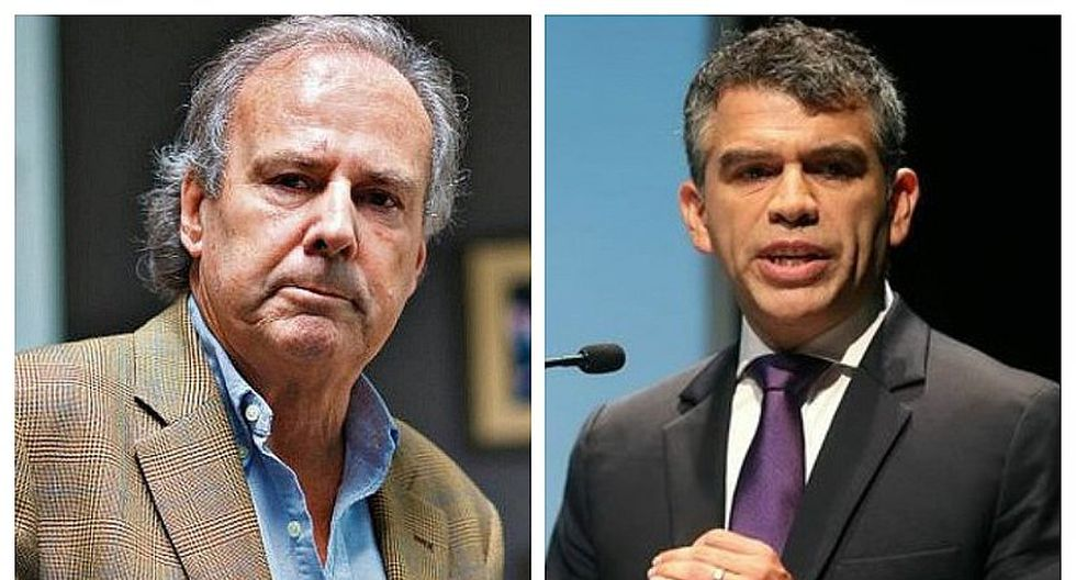 Alfredo Barnechea expresó su apoyo a Julio Guzmán tras tacha contra inscripción del Partido Morado