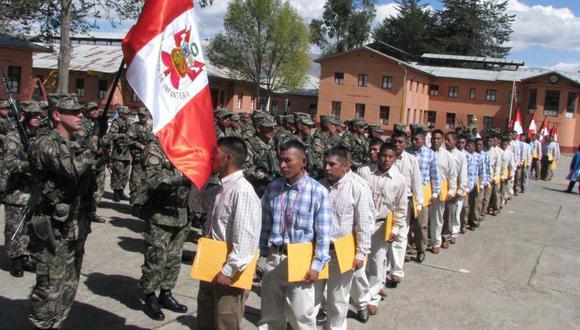 Presentarán acciones legales contra el servicio militar