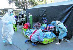 Arequipa: Esperan atención en medio del frío  y  abandono