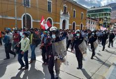 Agricultores inician paro y exigen que Gobierno Regional de Huánuco compre sus productos