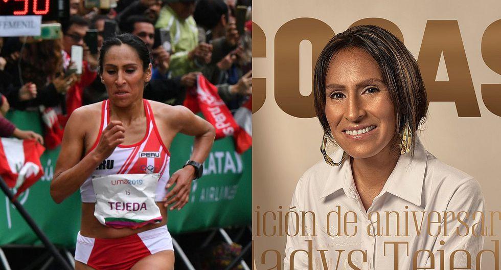 Gladys Tejeda: medallista peruana sorprende con renovado estilo en portada de revista