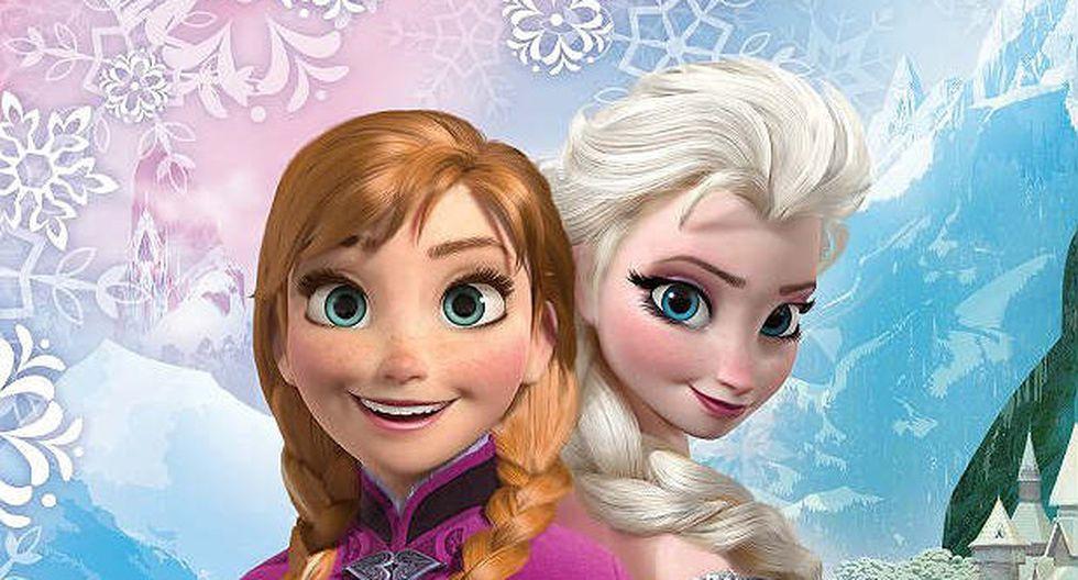 """Disney anuncia segunda parte de """"Frozen"""""""