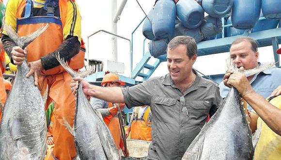 Desembarque de atún puede subir 80% para fines de año