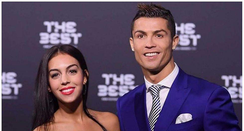 Cristiano Ronaldo: su novia Georgina Rodríguez confirma embarazo con esta foto