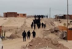 Ica: Desalojan a familias por ocupar área dentro de Huacachina