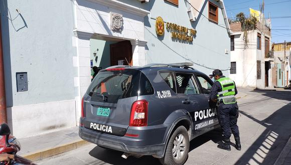 La denuncia fue formulada por la madre ante efectivos de la Policía de Moquegua. (Foto: Correo)