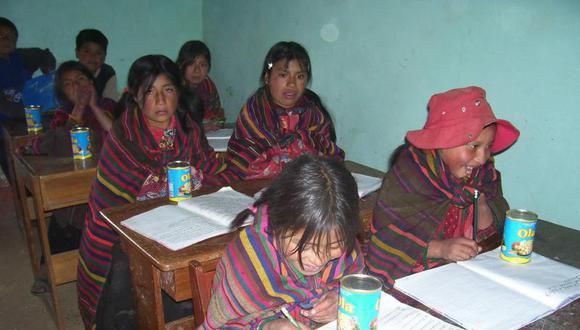 Priorizan proyecto educativo para el nivel inicial en el Faique
