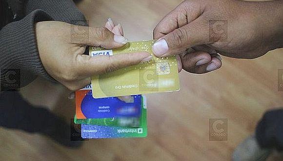 Bancos tendrán más obligaciones en operaciones sospechosas con tarjetas