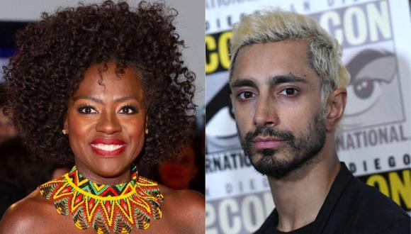 Los nominados Viola Davis y Riz Ahmed también presentarán en los Oscar 2021. (Foto: AFP)