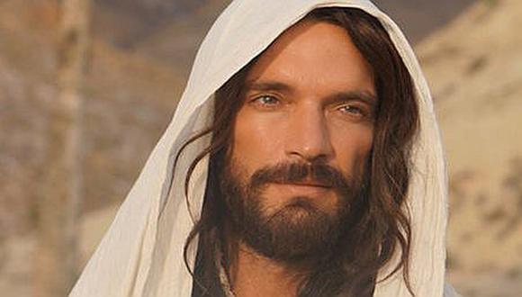 Julián Gil luce impactante en nuevas fotos del rodaje de Jesús de Nazareth