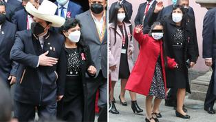 Periodistas detallan motivo de la vestimenta de Lilia Paredes