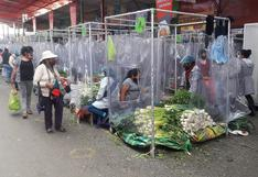 Agricultores reclaman inclusión en mercado del Fundo Copare