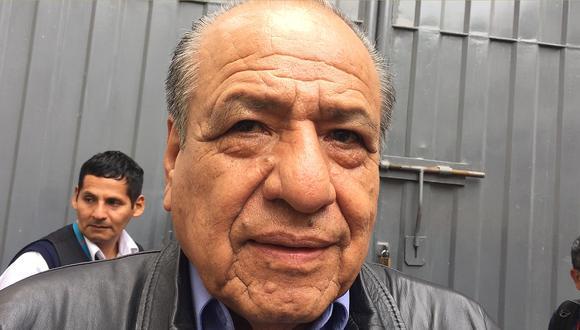 """Máximo San Román: """"Es momento de unirnos fujimoristas, 'ppkausas' y todos los peruanos"""""""