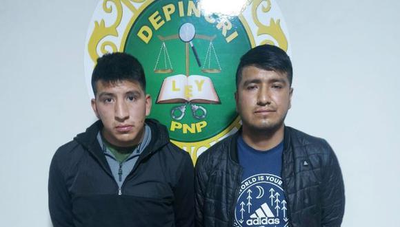 Ambos serán investigados por la Policía Nacional del Perú.