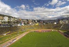 Coronavirus: Quito propone reabrir estadios con 30% de aficionados