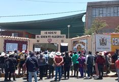 Varios se quedan sin dosis en vacunatorios de Cerro Colorado