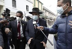 Ministro Gálvez aseguró que Consejo Ministros sí abordó proyecto para incinerar el cuerpo de Abimael Guzmán