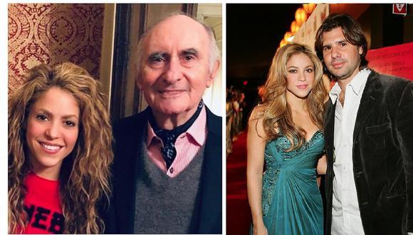 El mensaje de Shakira por la muerte del expresidente Fernando de La Rúa, padre de su expareja