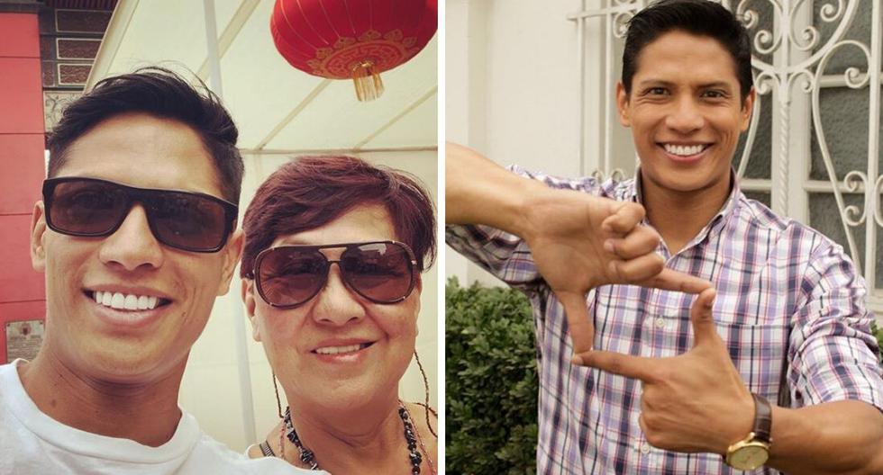 André Silva recibió el apoyo de sus amigos actores en las redes sociales.(@andresilvactor)