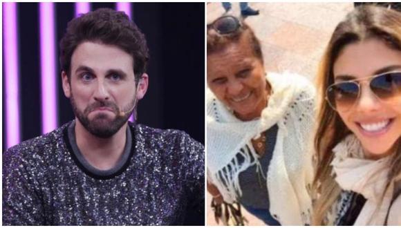 """Rodrigo González sobre 'Doña Peta' y Alondra García Miró: """"A las dos les encanta el show"""". (Foto: Instagram)"""