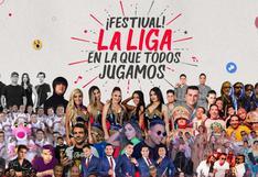 """Liga Contra el Cáncer realizará festival musical """"La Liga en la que todos jugamos"""""""