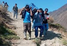 El sacrificio para salvar a gestante en Huaraz