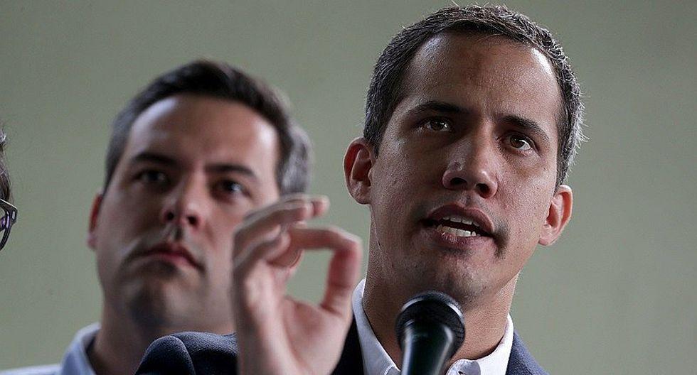 Juan Guaidó denunciará a régimen de Nicolás Maduro por blanqueo ante la justicia española